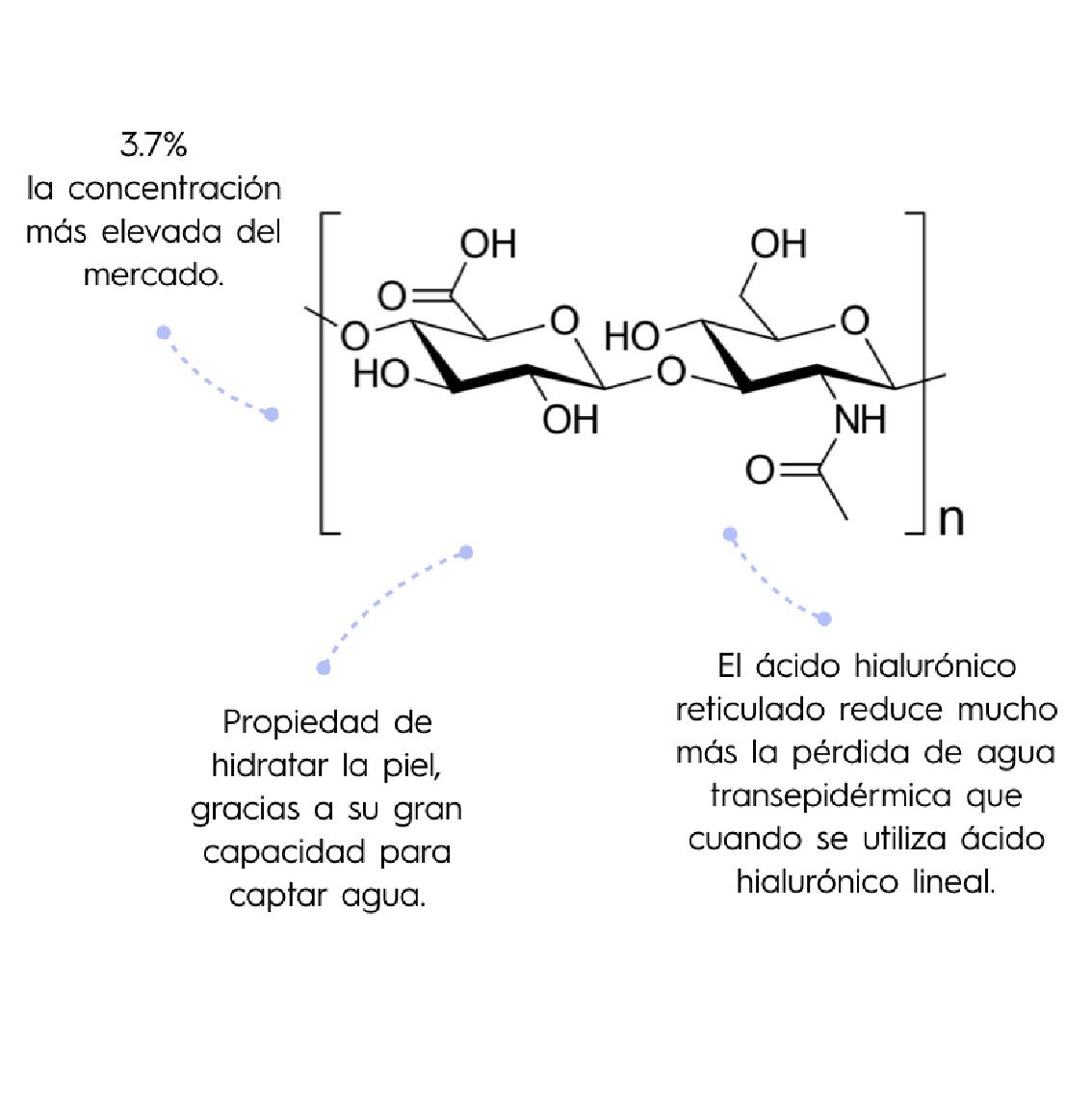 imagen de ácido hialuronico biomimetic