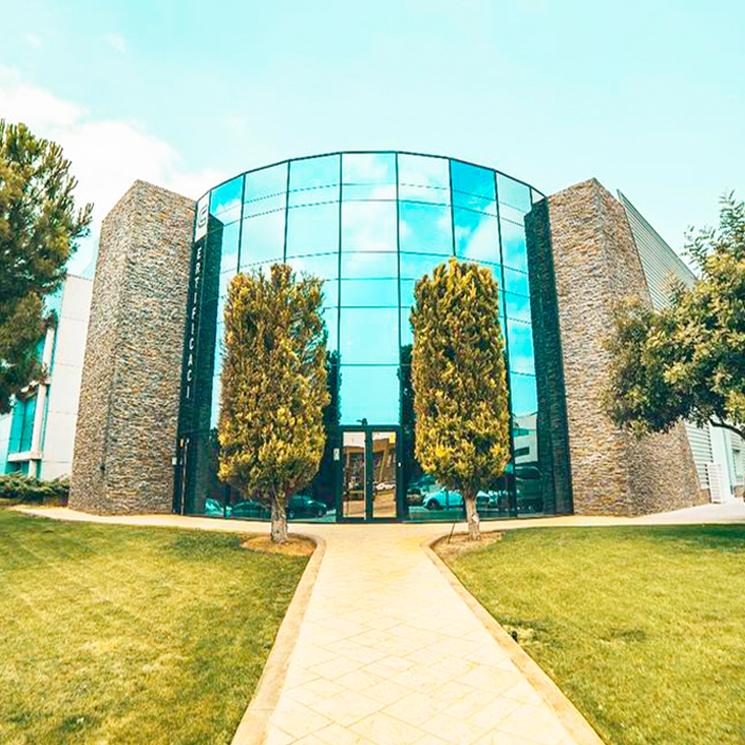 imagen de edificio biomimetic