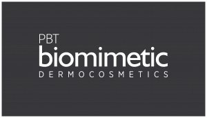 Logotipo Biomimetic Invertido